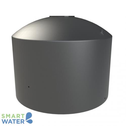 Melro: Round Rainwater Tank (2,200L SQUAT)