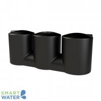 Melro: Slimline Rainwater Tank (2007L Squat)
