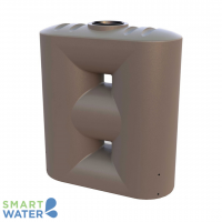 Melro: Slimline Rainwater Tank (2510L)