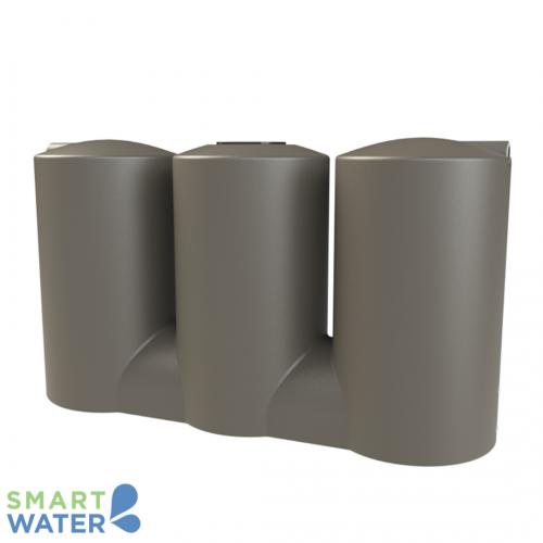 Melro: Slimline Rainwater Tank (3007L Squat)
