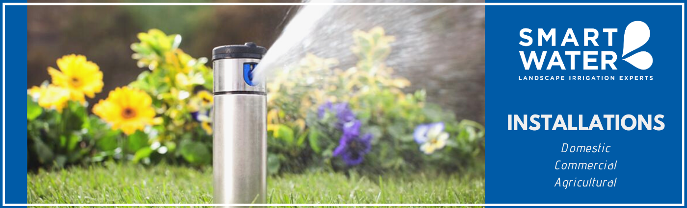 The Best Quality Irrigation Systems Installed by a Team of Trained Professionals, Smart Water - Melbourne, Australia