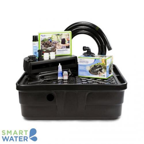 Aquascape: DIY Backyard Pondless Waterfall Kit (Landscape Fountain)
