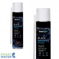 PondMAX: Black Waterfall Foam Filler & Adhesive