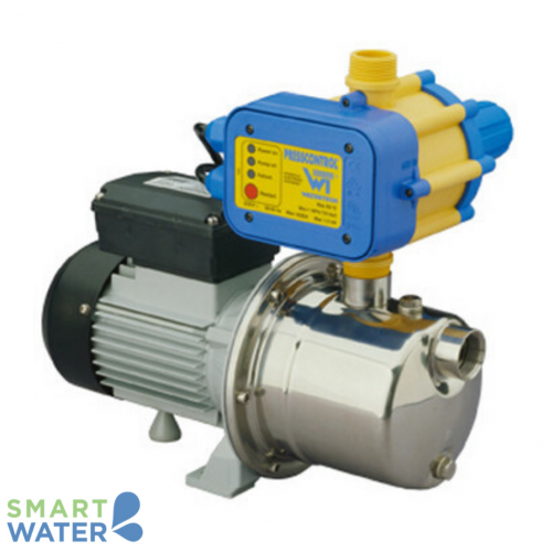 Davey: SJ Pressure Pump Series with Pressure Control