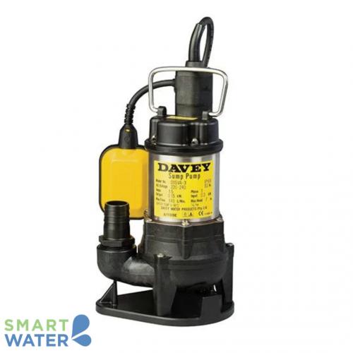 Davey: Vortex Sump Pump Series