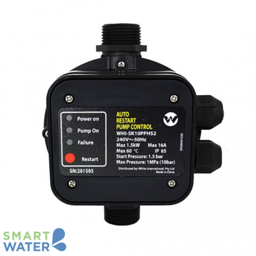 White International: Automatic Pressure Controller