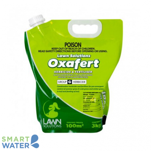 Lawn Solutions: OxaFert Fertiliser