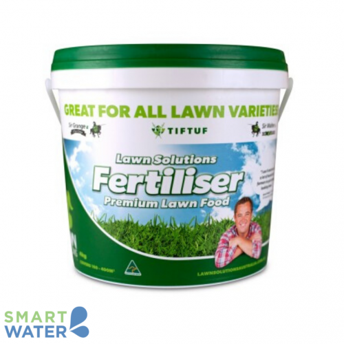 Lawn Solutions: Premium Fertiliser