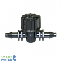 Vari-flow Valve 4.5mm Barbed