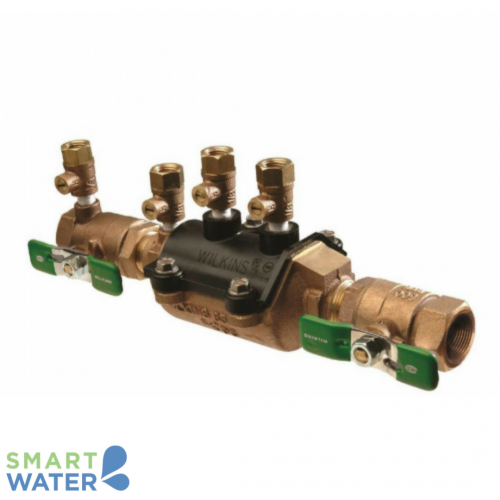 Wilkins: Double Check Valves