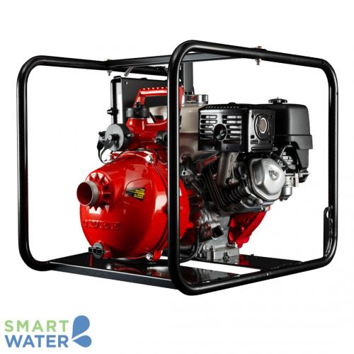 Davey: Honda Remote Start Firefighter Pump