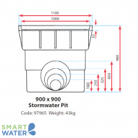 EVERHARD XL Series 900 Stormwater Pit.png