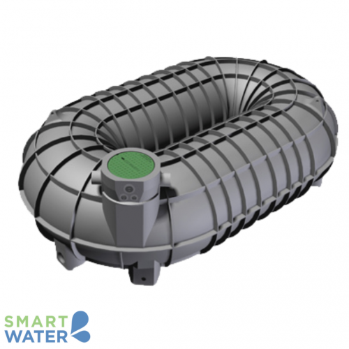 Tankmasta: Toroid Bagel Underground Water Tank (5,000L)