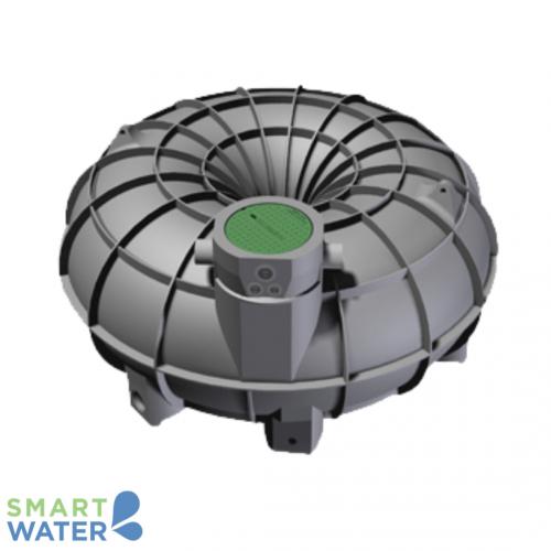 Tankmasta: Toroid Donut Underground Water Tank (3,000L)