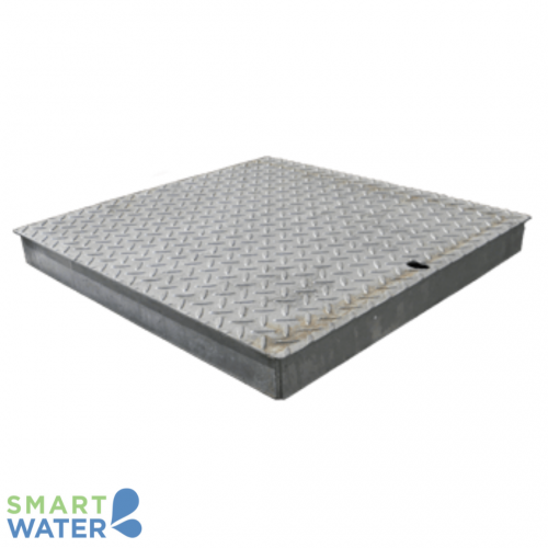 Everhard: Class A Checkerplate Storm Water Covers