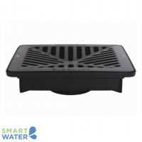 Everhard: Flo-Way Shallow Pit with Grate