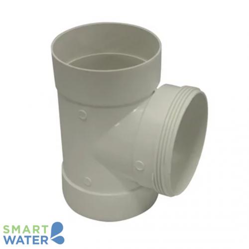 PVC Storm Water 90mm Junction (T) 90dg