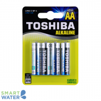 Toshiba: AA Alkaline Batteries (2 Pack)
