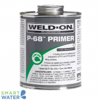 Weld On: P-68 Clear Primer (473mL)
