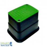 HR: Small Rectangular Valve Box (150 x 225 x 215mm)