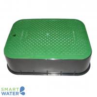 HR: Jumbo Rectangular Valve Box (565 x 450 x 120mm)
