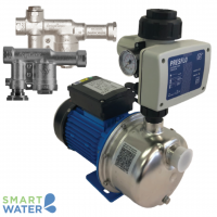 Goulds: BGR Series Pressure Pumps with PresFlo Controller and AcquaSaver