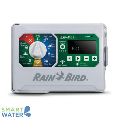 Rain Bird: ESP-ME3 Modular Wi-Fi Enabled Controller w/ Flow Sensing Capability (4-22 Zone)