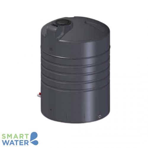Tankmasta: Round Rainwater Tank (3,000L)