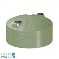 Tankmasta: Round Rainwater Tank (10,200L SQUAT)