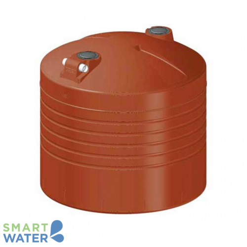 Tankmasta: Round Rainwater Tank (10,000L)