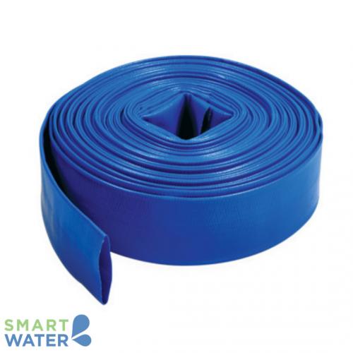 Layflat Hi-Flo Blue Fire Hose (Per Metre)