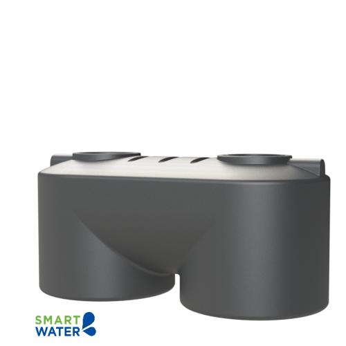 Melro: Slimline Rainwater Tank (3010L Squat)
