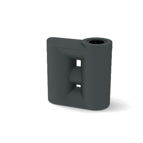 Rotoplus: Slimline Rainwater Tank (600L)