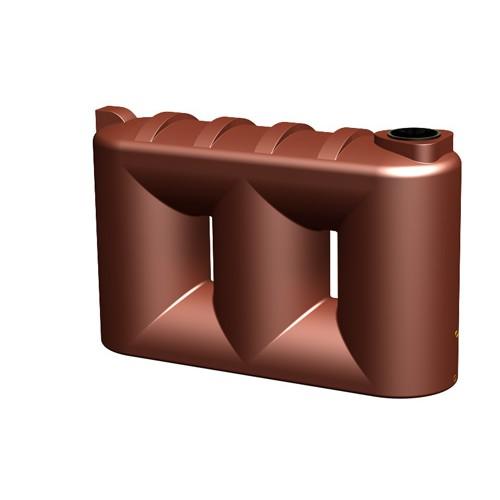 Rotoplus: Squat Slimline Rainwater Tank (2100L)